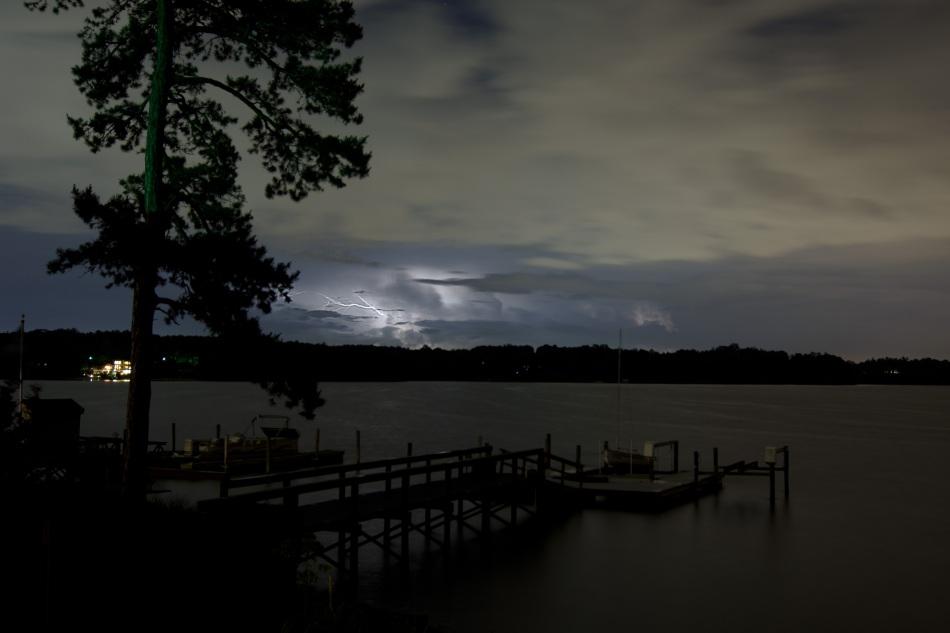 photography bucket list - lightning